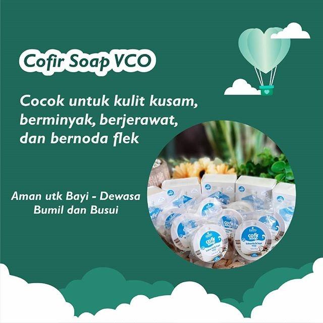 Sabun Herbal VCO